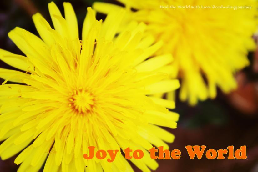 Spreading Divine Joy