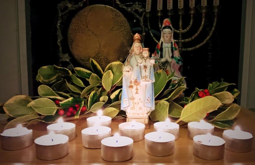 Altars across religions andtime
